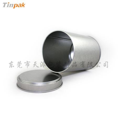 沩山白毛尖圆形铁罐|湖南白毛尖铁罐加工厂