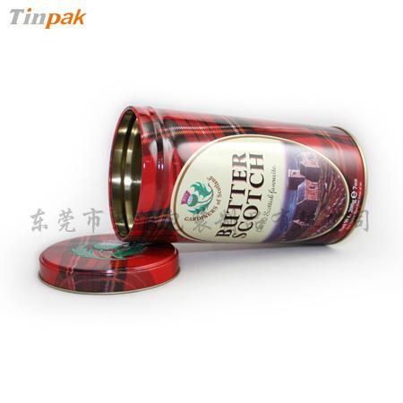 黄山毛峰绿茶铁罐|黄山毛峰茶叶罐定制