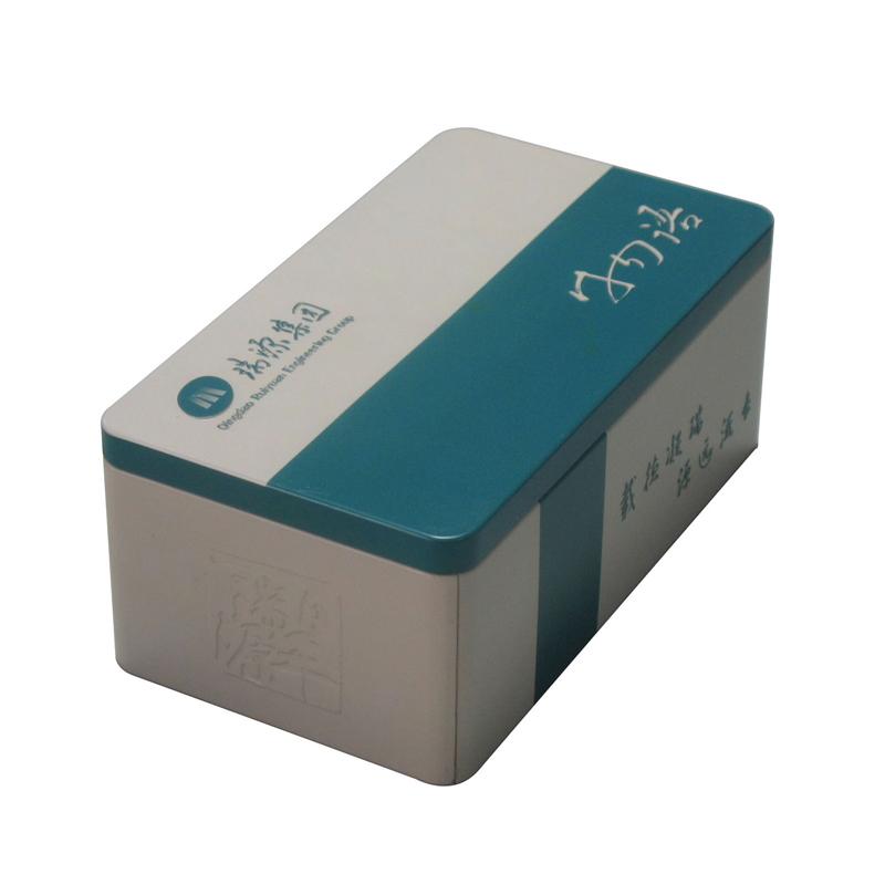 定制生产马口铁枸杞盒长方形|彩印内胆盖枸杞包装盒