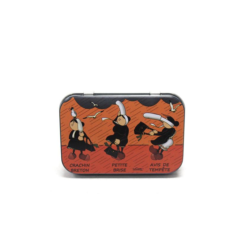 玛咖铁盒,长方形玛咖铁盒