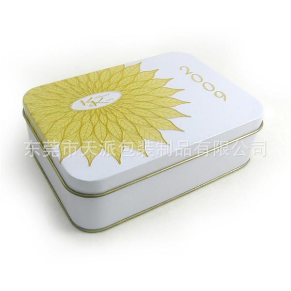 红枣姜茶马口铁盒|马口铁方形红枣姜茶盒