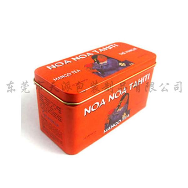 薏仁清化茶叶铁盒|养生保健薏仁茶铁盒子