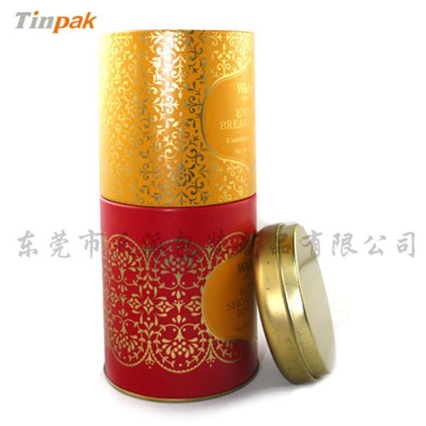 永春佛手茶铁罐|佛手茶包装铁罐出口商
