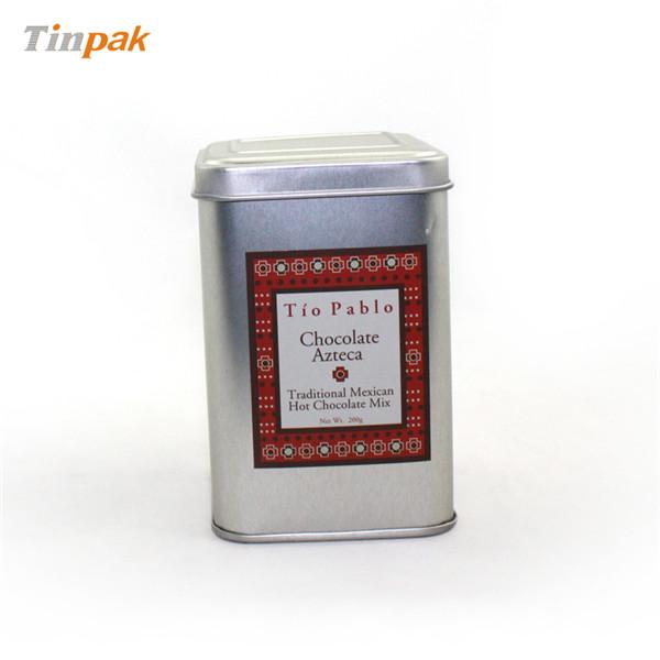 五盖山米茶铁盒