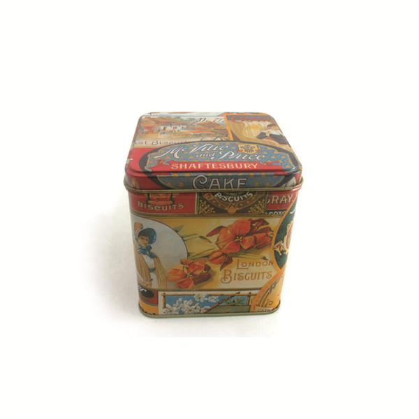 正山小种红茶铁罐|红茶包装马口铁罐