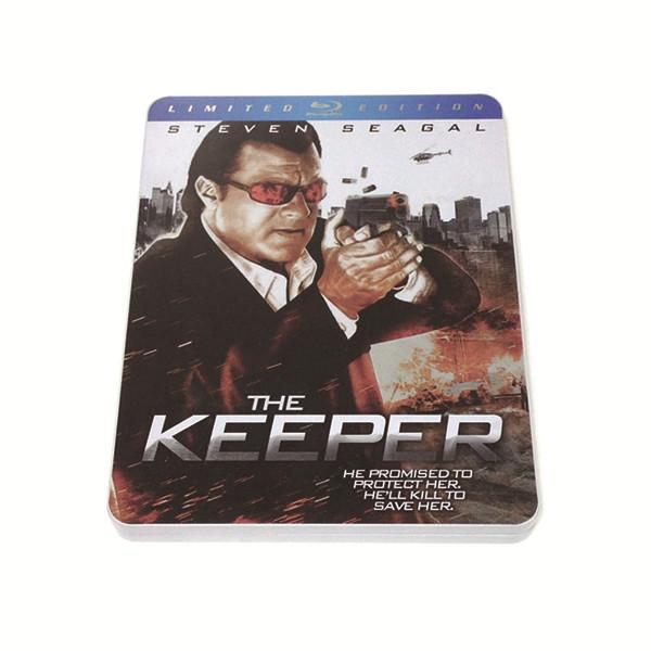 正版电影DVD马口铁盒