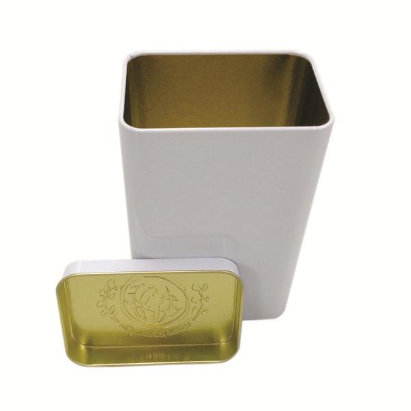 凤牌红茶方形铁罐|经典红茶包装铁罐