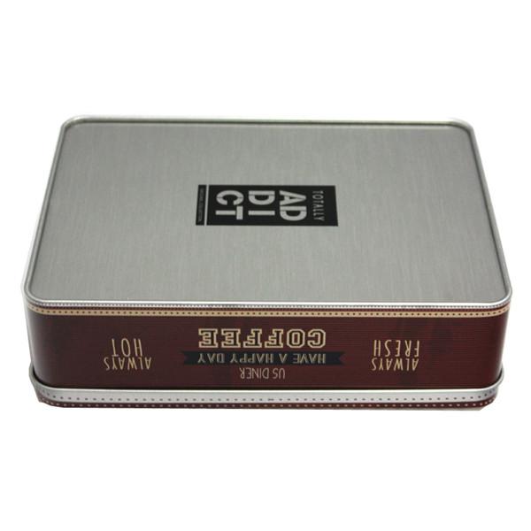 泡沫红茶包装铁盒