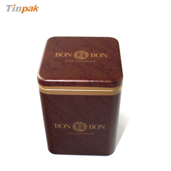 贡眉茶叶铁盒