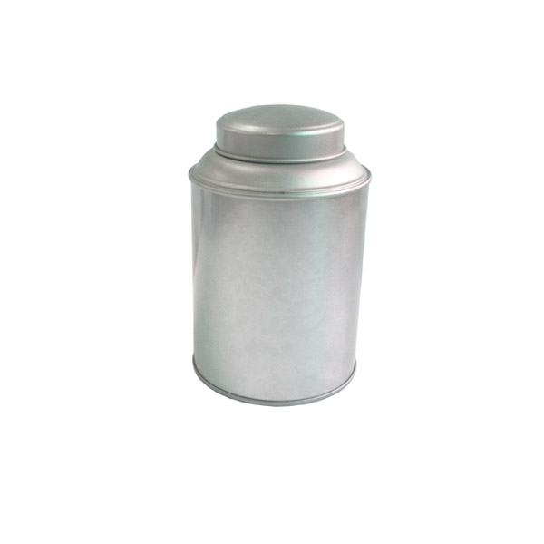 圆形砂光铁乌龙茶茶叶马口铁罐定制工厂