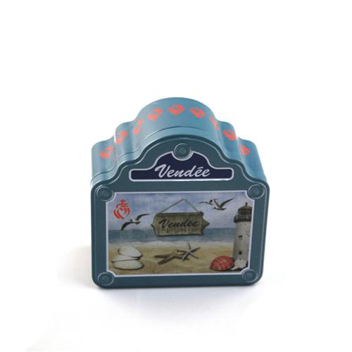 个性定制减肥胶囊铁盒 北京畅销减肥胶囊铁盒
