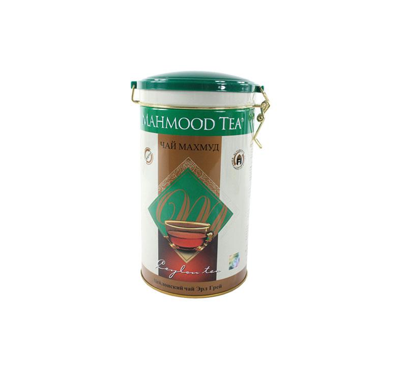 高档圆形咖啡马口铁盒制造工厂