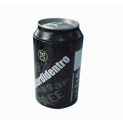 可乐造型减肥胶囊铁盒定制厂家|广东批发减肥胶囊圆形铁盒