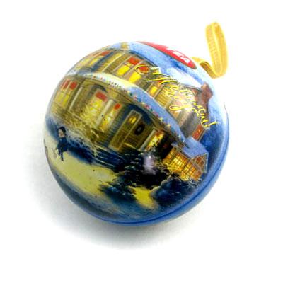 球形两片式减肥胶囊铁盒定制厂家|供应球形减肥胶囊铁盒工厂
