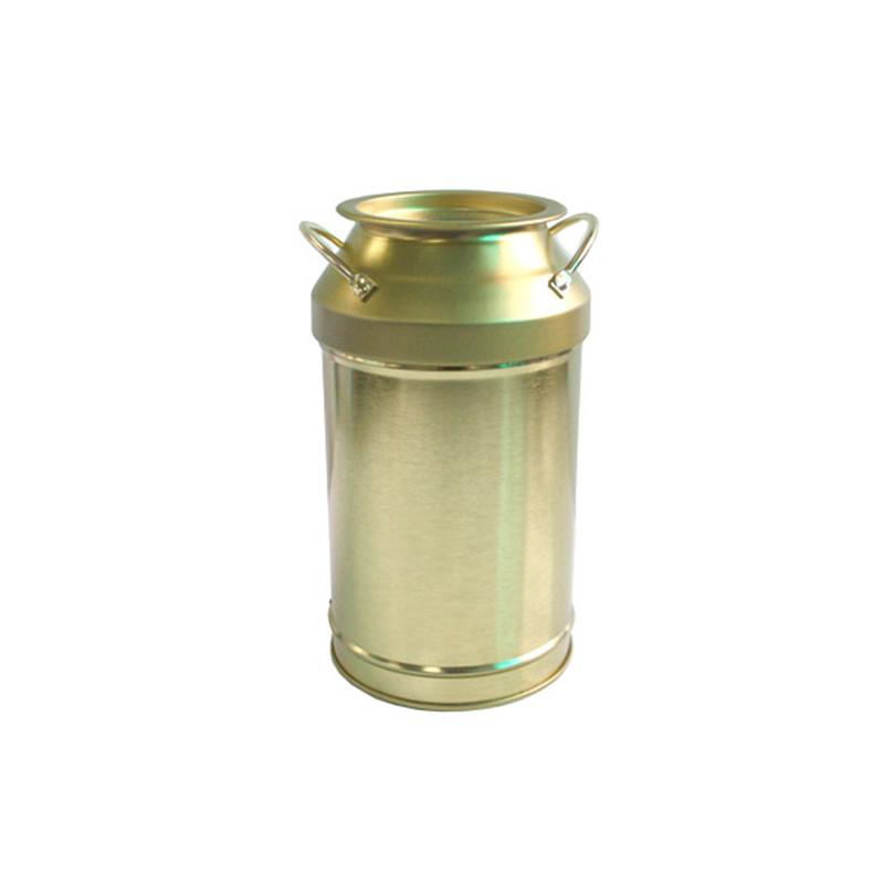 创意带手提茶叶金属铁盒定制厂家