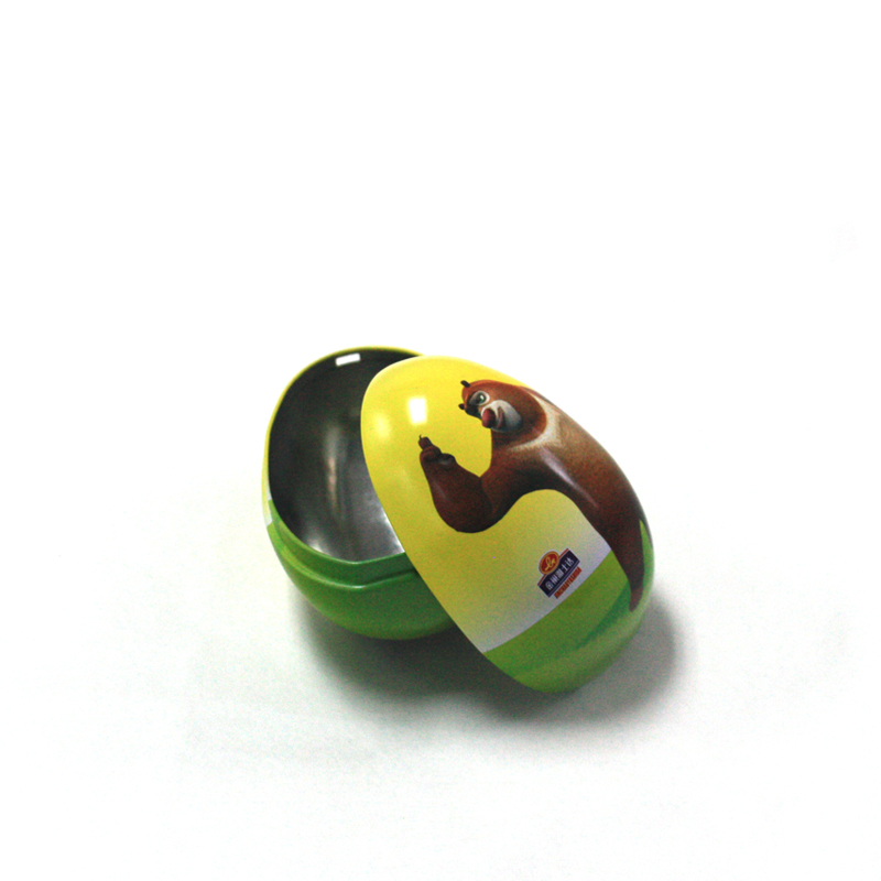 马口铁糖果罐子
