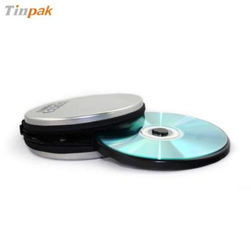 拉链光盘包 拉链光碟CD收纳盒