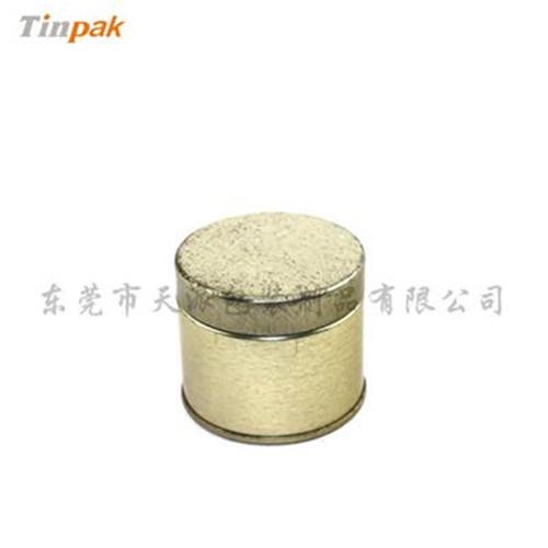 小茶叶铁罐