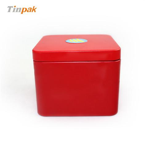 高档天麻马口铁盒生产厂家|马口铁天麻包装盒