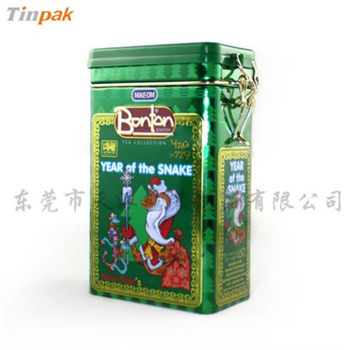 仰天雪绿茶叶铁盒|河南雪绿茶叶礼品铁盒|雪绿铁盒