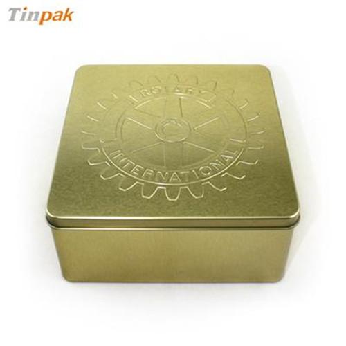 菊花茶铁茶叶盒
