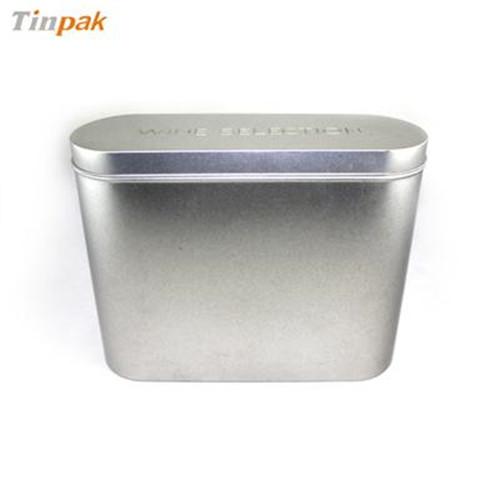 苦荞茶铁包装盒