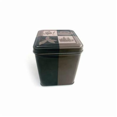 普洱茶包装铁罐