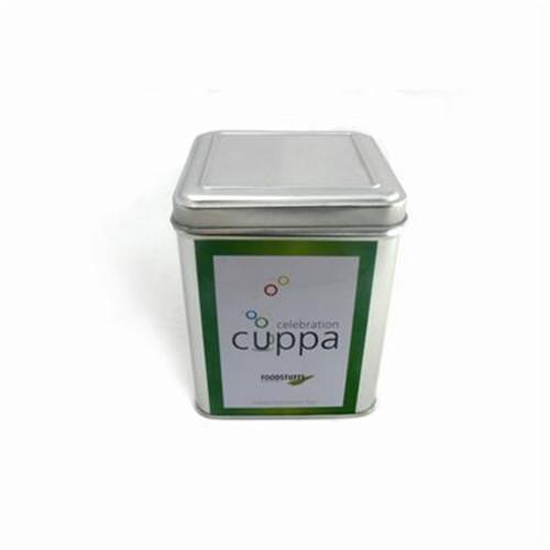 正山小种茶叶包装铁盒