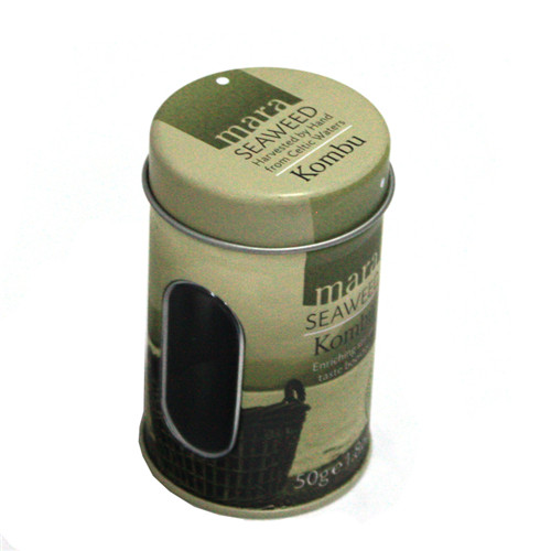 五香粉调味铁罐|十三香调味铁罐