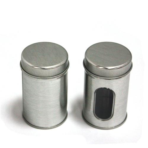 银色调味铁罐|咖喱粉铁罐