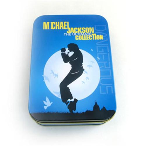 CD收纳包装铁盒|流行音乐CD铁盒