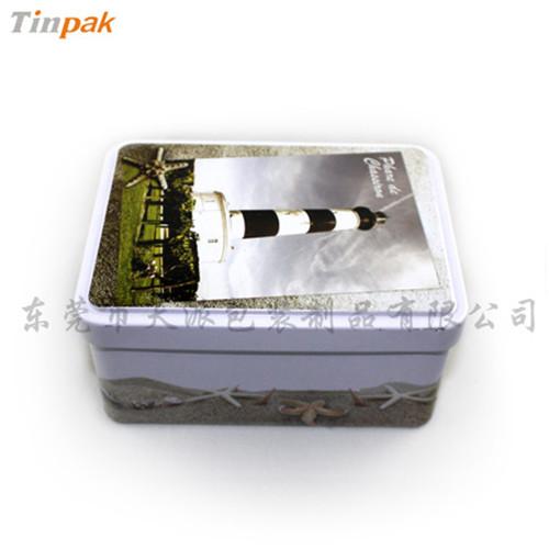 供应野生灵芝粉铁盒