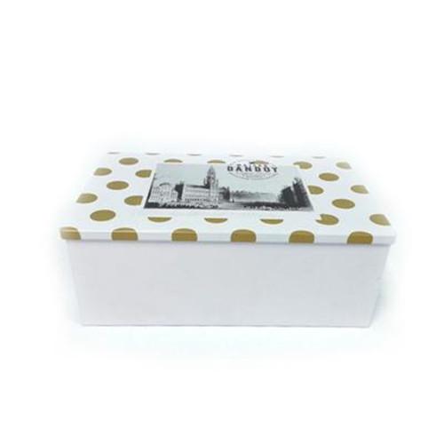 福建茶叶铁盒