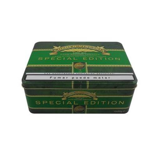 白茶茶叶包装铁罐