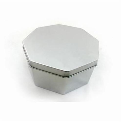 多功能八边形马口铁盒定制工厂
