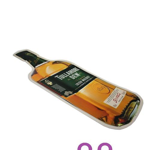啤酒铁牌|红酒广告铁牌