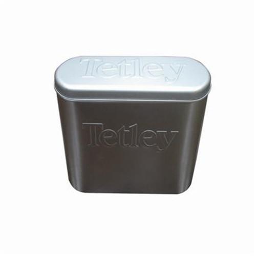 黄茶茶叶铁罐
