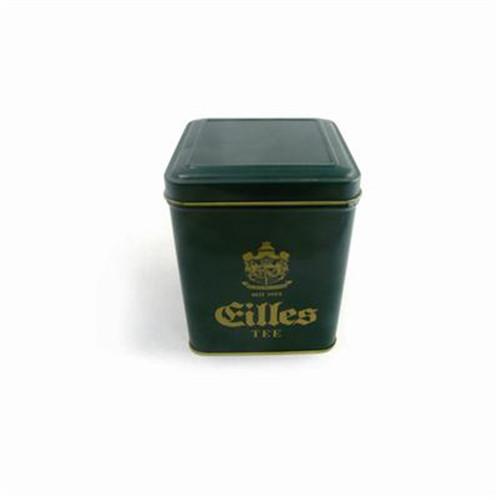 黄茶茶叶金属包装铁盒