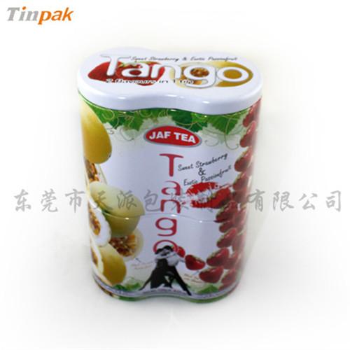 创意铁质果茶茶叶包装盒定制工厂