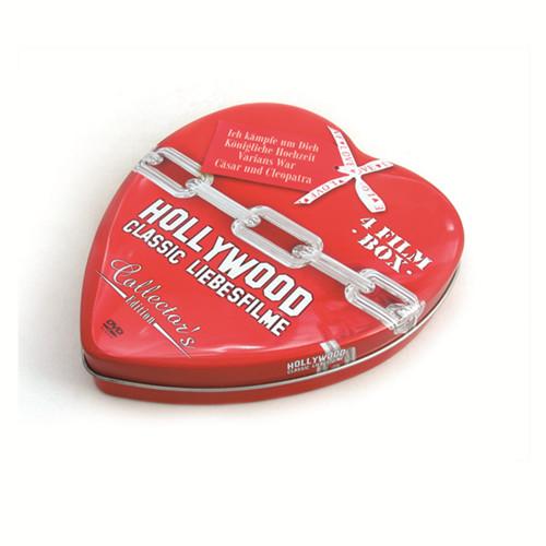 结婚光盘铁盒|婚礼录像光盘铁盒