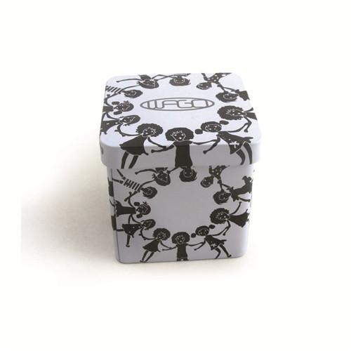 马口铁螺旋藻片盒