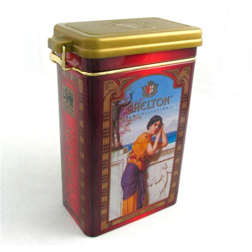 工厂定制长方形大米包装马口铁罐