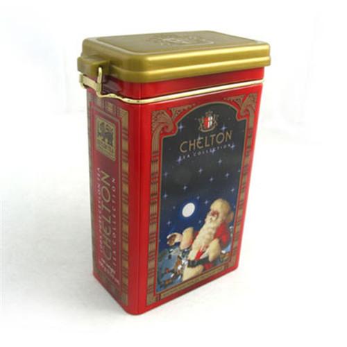 厂家供应长方形密封式红枣包装铁盒