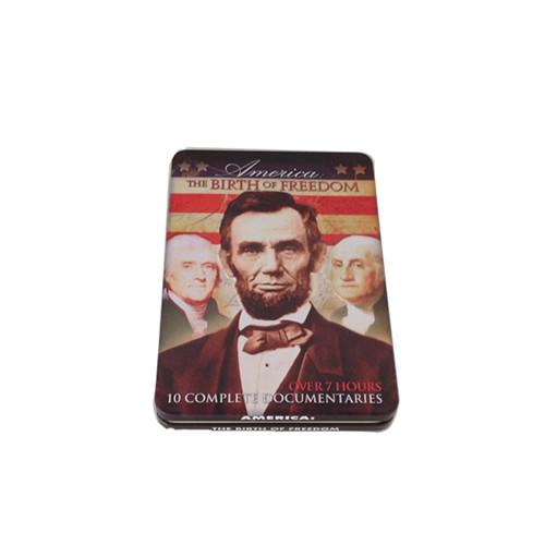 专业定制DVD铁盒子