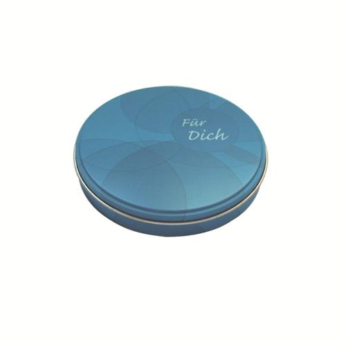 圆形音乐CD铁罐子