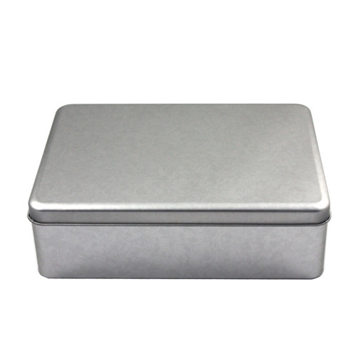 方形砂光铁端午粽子包装铁盒定制