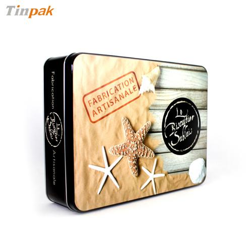 巧克力铁盒生产厂家 巧克力马口铁盒 巧克力金属盒