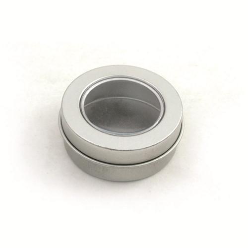 珍珠膏铁盒|蜂秘凝脂白露面霜铁盒