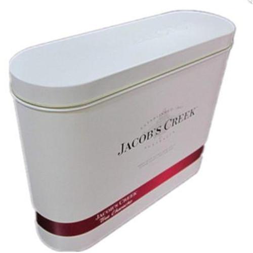 大藏秘铂金青稞干白酒铁盒|收藏白酒酒罐|高档名酒酒罐