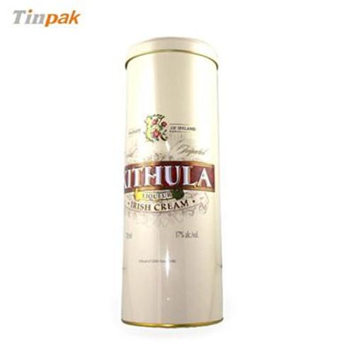 天派包装专业生产鸭溪窖52度浓香型白酒罐|喜庆白酒礼盒
